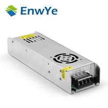 EnwYe – transformateur d'éclairage DC12V, pilote de lumières LED de haute qualité pour bande LED, alimentation 60W 120W 210W 360W entrée AC110V-220V