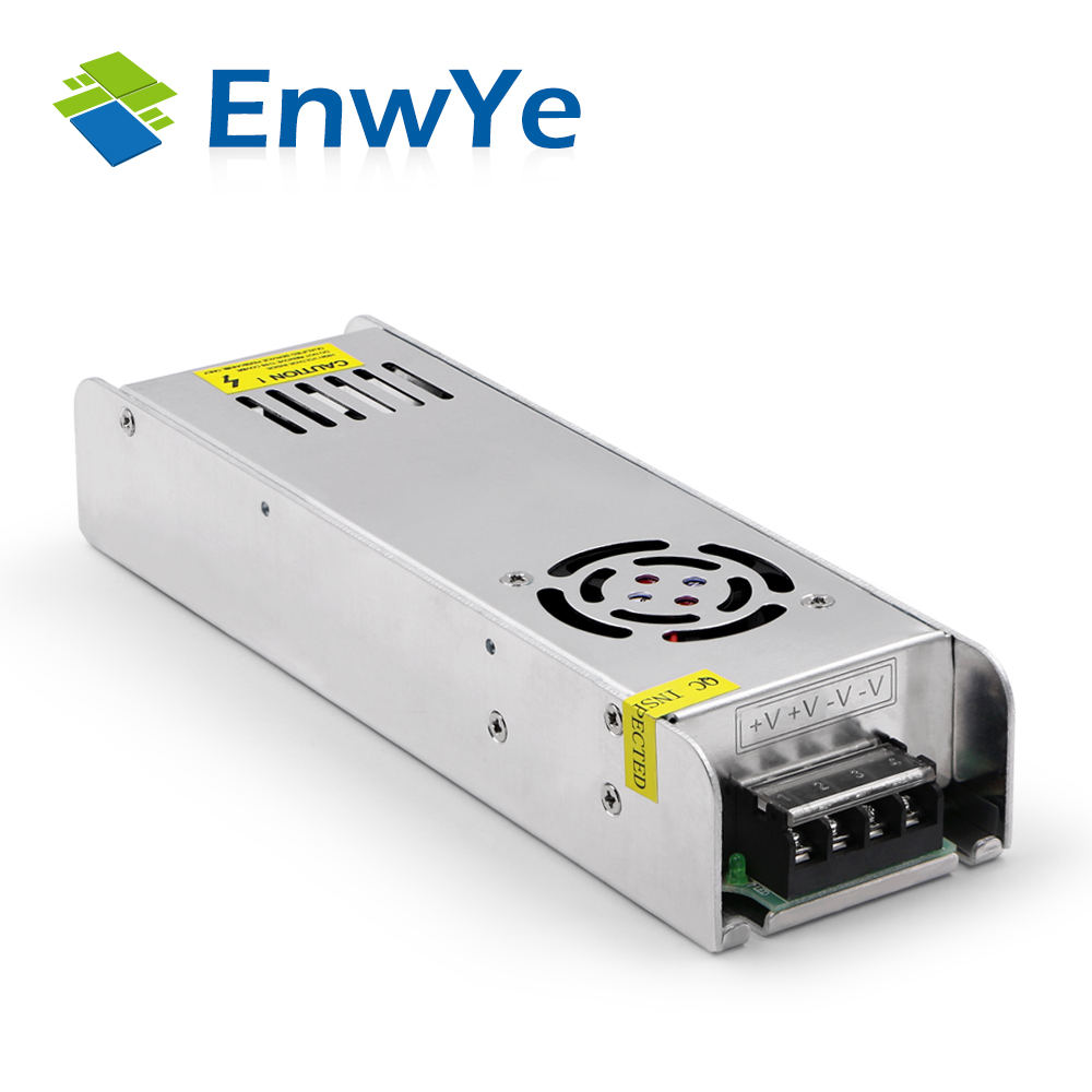 EnwYe Lighting Transformers DC12V High Quality LED Lights Driver for LED Strip Power Supply 60W 120W