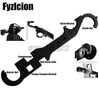 Tactical Combo Multi Tool Heavy Duty Gun Smithing Rifle Wrench For AR15 M16 Series