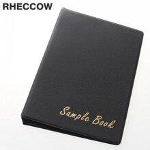 RHECCOW 2475pcs/set 0603 5% SMD resistor (37 value 1875pcs) + 0603 5% capacitor(17 value 600pcs) sample book