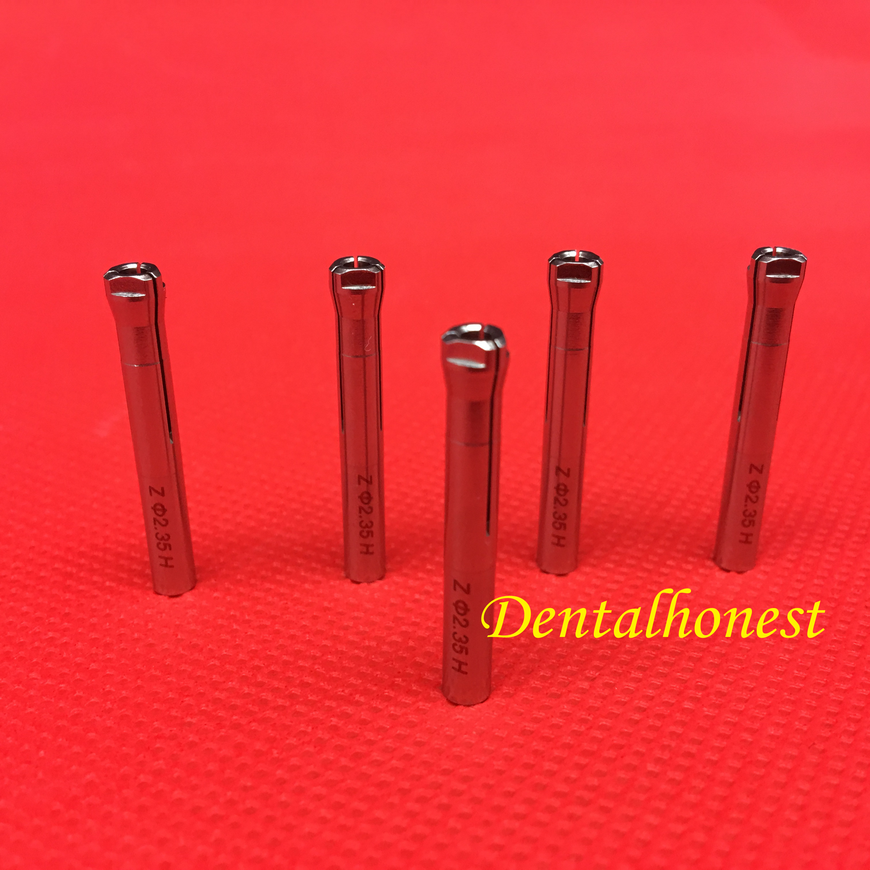 New DENTAL 2.35mm Micromotor Collet Chuck For SAEYANG MARATHON Polishing Handpiece