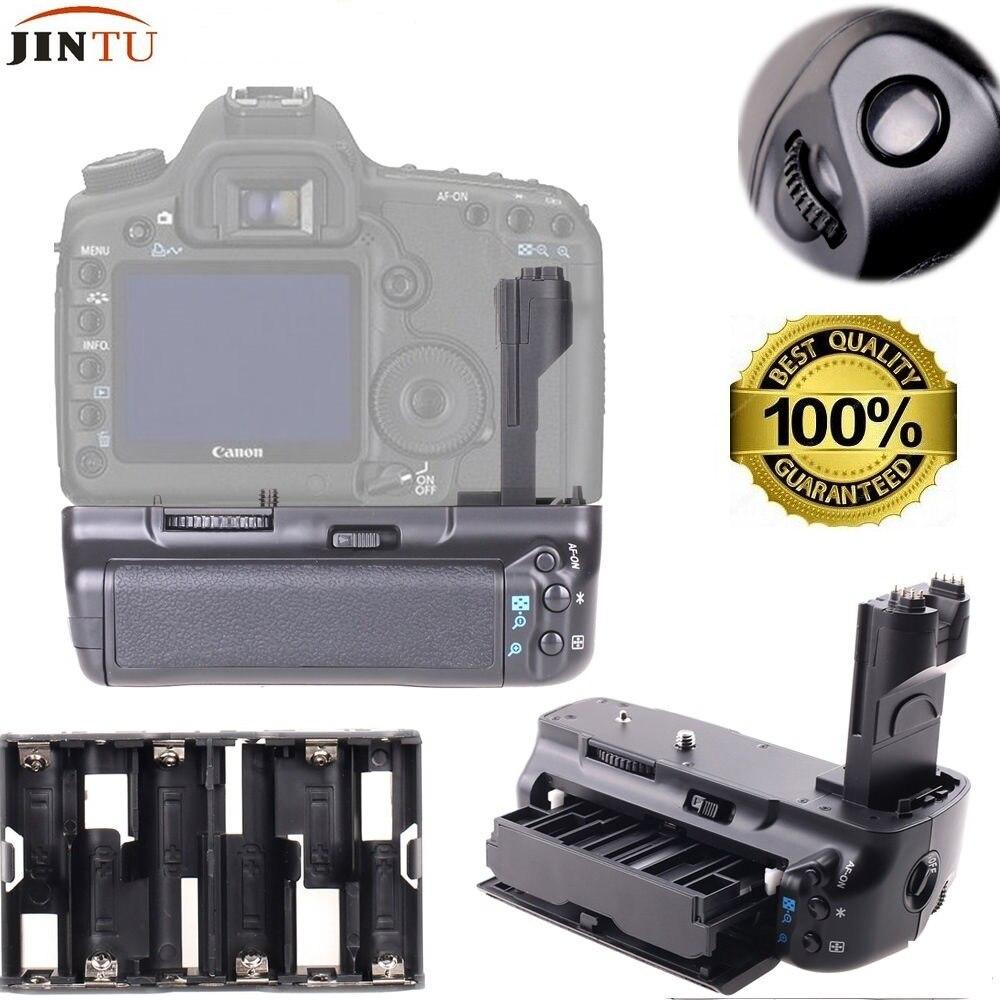Batterie Poignée Grip pr Canon EOS 5D Mark II BG-E6 LP-E6