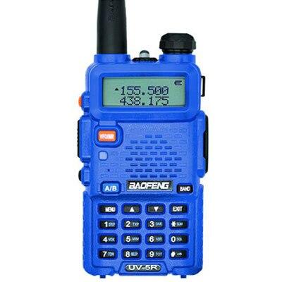 Blue UV-5R