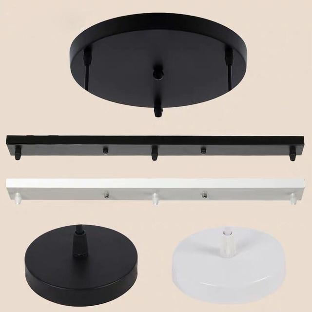 Diy Ceiling Lamp Base Canopy Plate