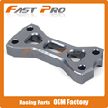 "7/8"" 22MM Billet Handlebar Mount Top Bar Clamp For DRZ250 DR250R Djebel250XC TS150R TS200R SD DR DF 125 200 RMX250S RMX250R"