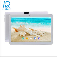 10.1 inch tablet PC Original New Pad 4G LTE  Android 6.0 tablet PC Phone call Octa core Dual SIM card IPS FM Tablets PC