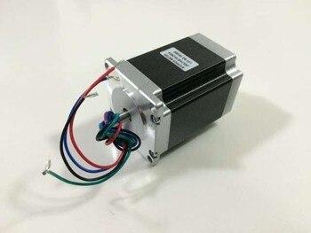 Nema23 Stepper Motor 57HS51-2804 1N. m 2.8A Nema 23 motor 57*51mm 143Oz-in para 3D impresora para fresadora CNC grabado