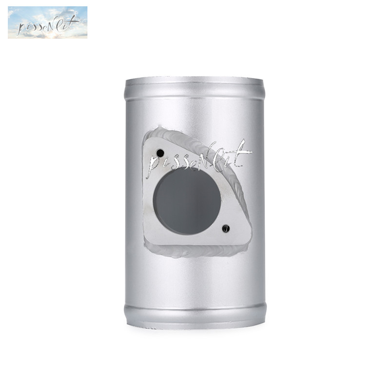 Adaptador de Sensor de flujo de aire compatible con MAZDA 3 6, Angkeira Artz MAF, medidor de entrada de aire de rendimiento, montaje 63, 70, 76mm, 2021