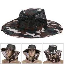 Outdoor Sport Hiking Camping  Fishing Cap Hat For Men Women Sunscreen Fishing Cap With Face Shield Hat Military Hats
