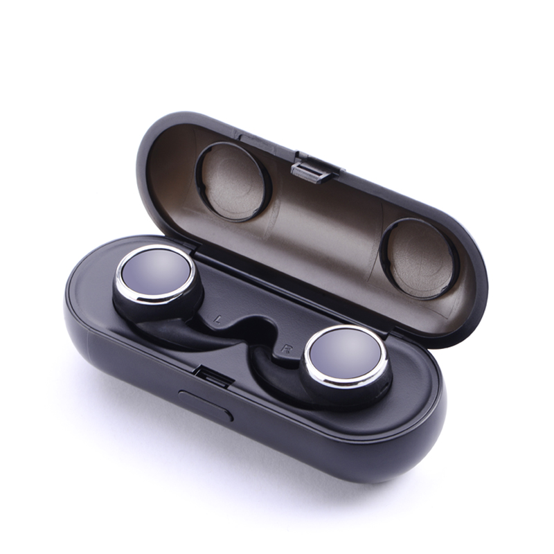 TWS R160 Bluetooth 4.1 True Wireless Stereo earphones headset handsfree earbud with MIC charging box forsmartphones bluetooth headset handsfree earbuds tws k2 true wireless stereo earphones with mic charging box for iphone and all smartphones