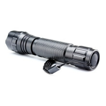 18650 Battery Camping 501B 5W CREE Green LED Aluminium Powerful LED Flashlight Torch Lamp Self Defense Light 300 Lumens
