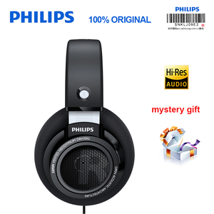 Image 2 - Professional Philips SHP9500 Headphones with Pure Sound Quality 3 Meter Long HIFI Headset for Xiaomi MP3 Huawei