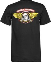 Men S Tops Tees 2016 Summer New Style Men High Quality Tees Powell Peralta Winged Ripper
