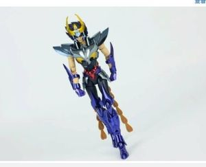 Image 4 - in stock GREAT TOYS Phoniex ikki V3 EX final GT gold bronze action figure toy metal armor