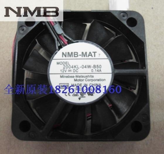 1PC fan for NMB 2006ML-05W-B50 24V 0.12A 5cm
