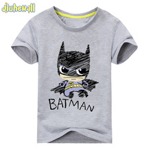 2017 Baby New Cotton Printing Clothes Boy Cartoon font b T Shirt b font Girl Summer