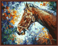 Framless New Arrival Unique Gift Digital Oil Painting On Canvas Painting By Numbers Decorative Picture 40
