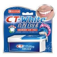 Equipo Dental Para Blanquear Los Dientes En Polvo Quitar Manchas de Humo Té Amarillo Placa Sistema de Blanqueamiento Dental Kit Oral Gel de Peróxido Toot