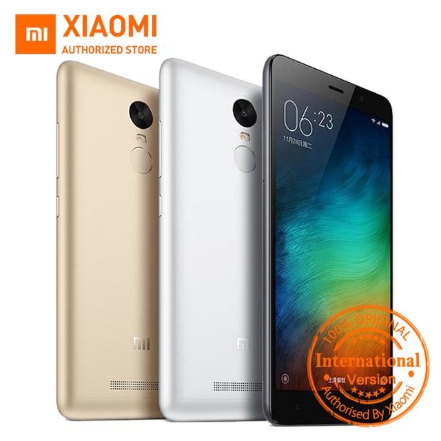 0673c02bc1b0c Global Version Xiaomi Redmi Note 3 Pro Smartphone 5.5 Inch FHD 2GB 16GB  64bit Qualcomm Snapdragon