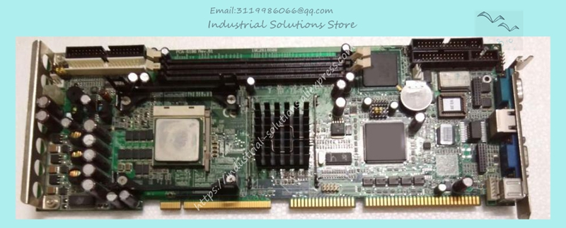 PCA-6186 B1 Industrial Motherboard Pca-6186ve Only Board Not Include CPU 100% tested perfect quality motherboard asc386sx long cpu card industrial motherboard ipc board 100% tested perfect quality