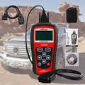 KW808 OBDII EOBD OBD2 Сканер Автомобиля Диагностический Live Data Code Reader Check Engine Для Benz BMW