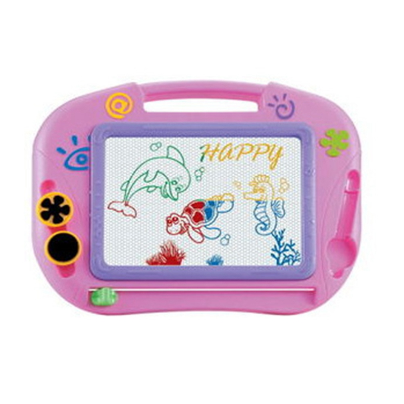 Multi-color Color Magnetic Writing Board Baby Infant Educational Drawing Equipment Learn ...