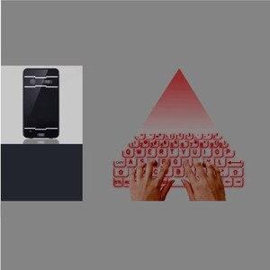 Image 4 - Bluetooth レーザーキーボードワイヤレス仮想投影キーボードポータブルのための Iphone の Android スマートフォン Ipad タブレットノート Pc