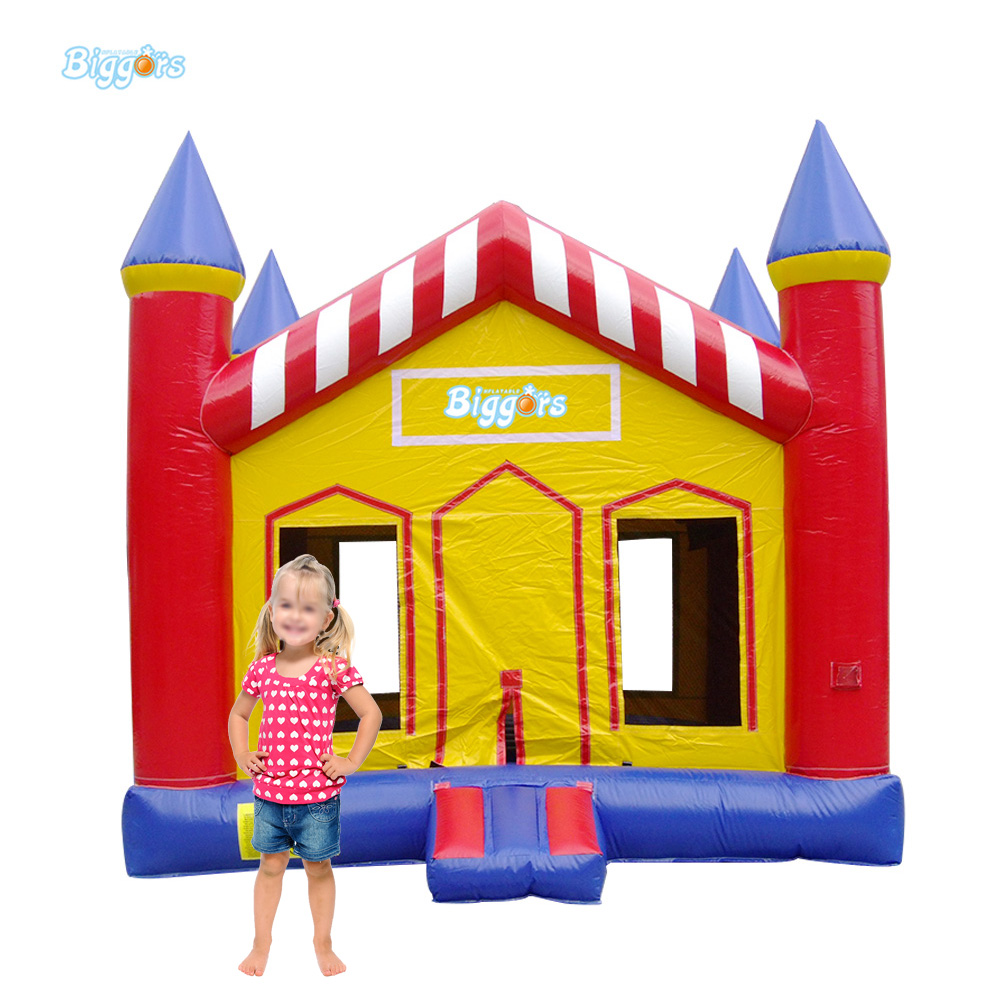 цена Sea Shipping Factory Price Commercial Grade Inflatable Kids Jumping Castles Bouncy House For Party