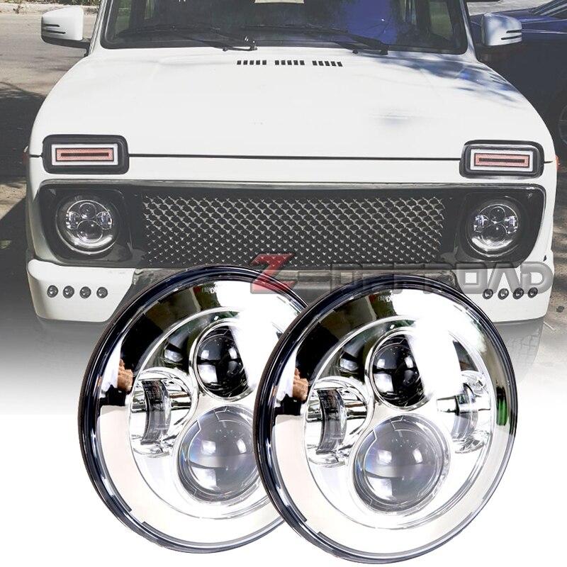For Lada 4x4 urban Niva driving play and plug 7