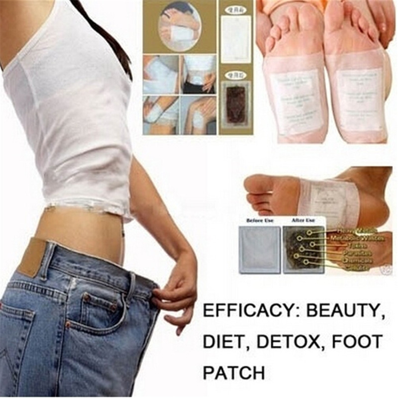 Foot-Patches Detox Feet Body-Care Slimming-Cleansing-Foot Beauty Spa Improve Sleeping-Quality