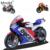 1:6 dct desmosedic motocicleta modelo diecast mini bandera versión motocicleta vehículo toys regalo de cumpleaños para los niños y colección