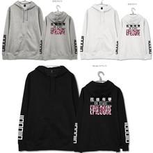 kpop BTS bulletproof Seoul concert with the hooded sweater Korean Fleece sweater spring k-pop BTS