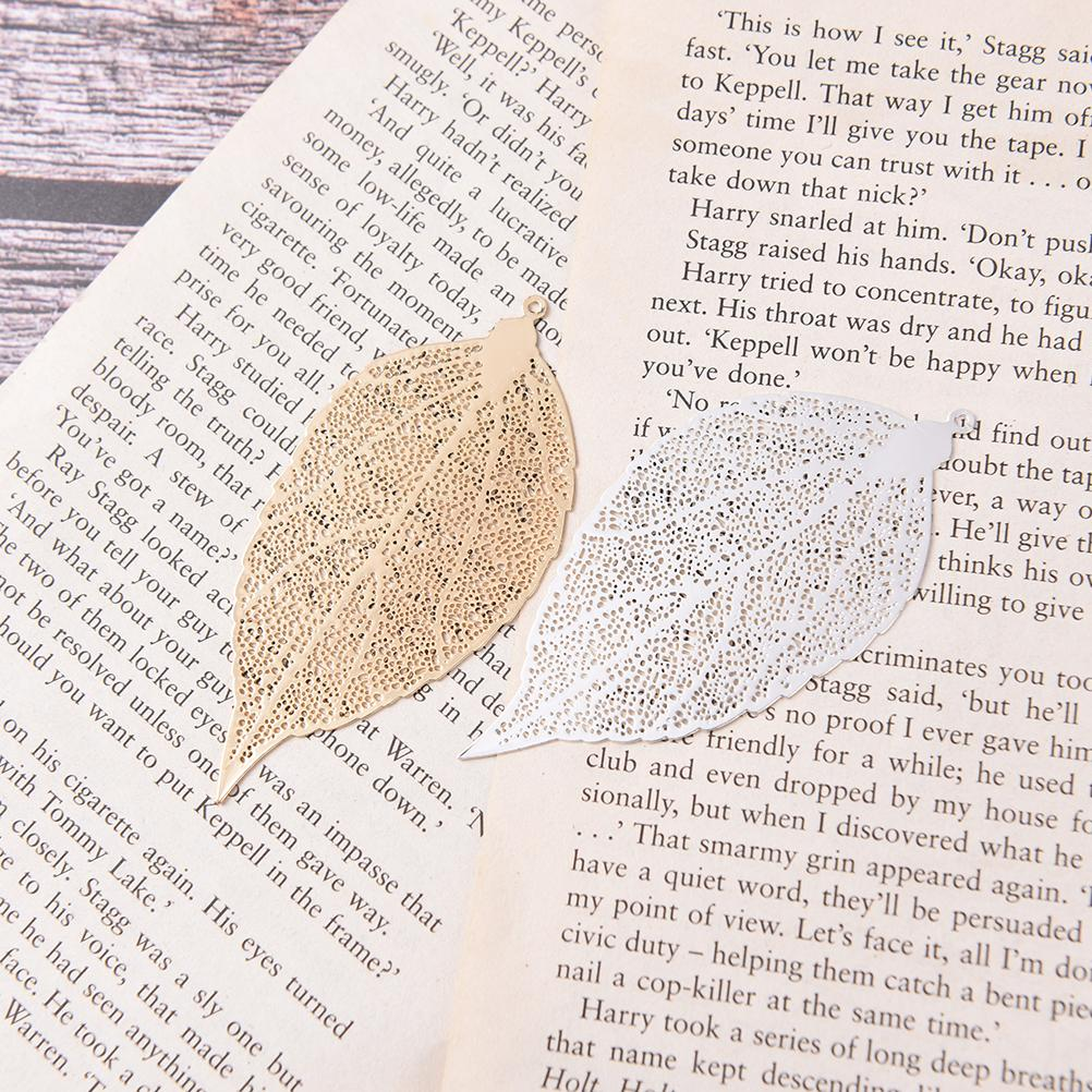 7c3b0909fc781f Creative Delicate Copper Metal Bookmarks Vintage Hollow Out Leaf Dragonfly Book  Marks Office School Supplies Gift-in Bookmark from Office   School Supplies  ...