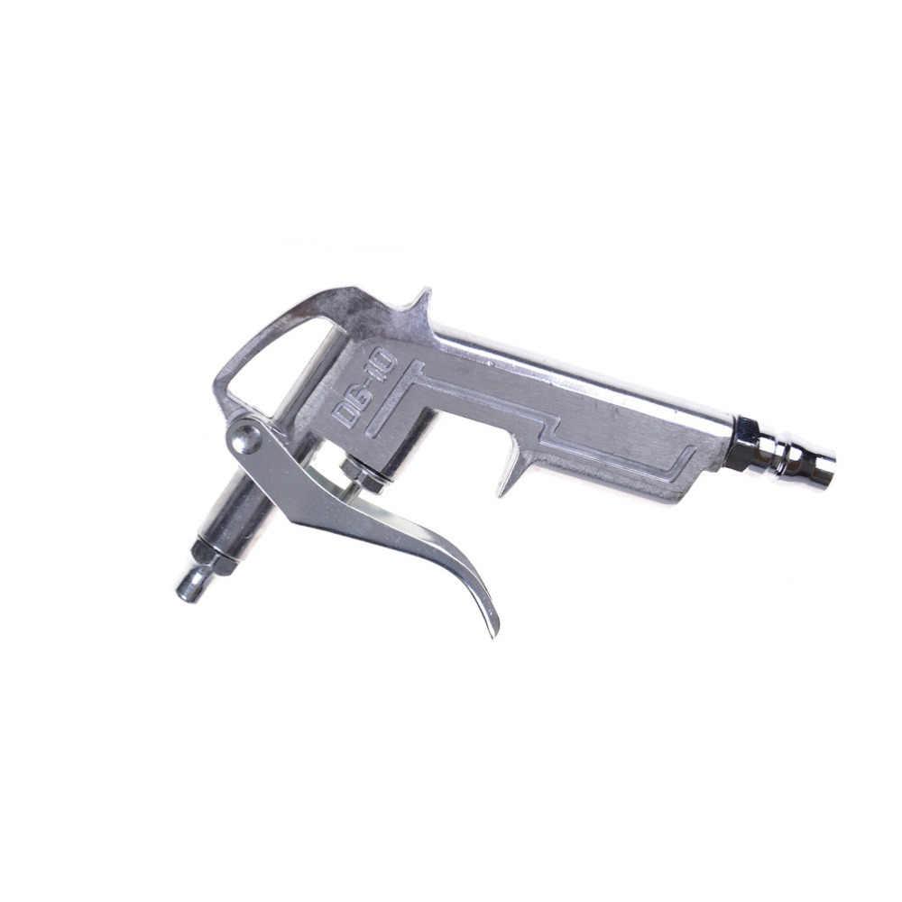Zlinkj venda quente pneumática pistola de limpeza ar golpe arma poeira alta pressão mais limpo com haste extensão ferramentas limpeza do espanador ar