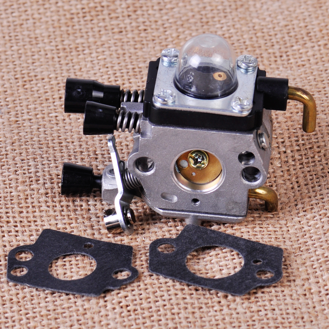 Lawn Mower Clever Letaosk Carburetor Carb Gasket Fit For Stihl Fs38 Hl45 Fs45 Fs46 Fs46c Fs55 Km55 Km55rc Zama C1q-s66 C1q-s71 Back To Search Resultstools