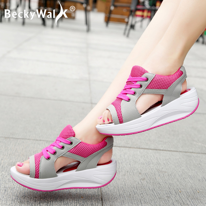 6006b8ac247 top 8 most popular women candy color sandal platform wedges list and ...
