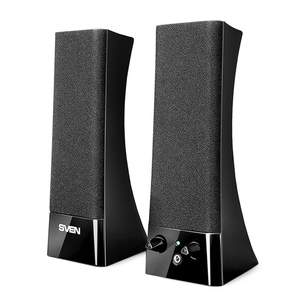 Consumer Electronics Portable Audio & Video Speakers SVEN SV-0110235BK bluetooth speaker edifier r1850db active bookshelf speakers optical input digital audio portable music audio line