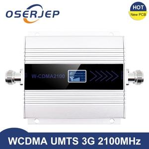 Image 1 - 3グラムripetitore 2100リピータ液晶wcdma 2100 mhz携帯電話ミニ信号ブースター信号ブースター/アンプ携帯電話アンプ