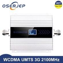 3G Ripetitore 2100 MHz Repeater LCD WCDMA 2100 MHZโทรศัพท์มือถือสัญญาณMini BoosterสัญญาณBooster/Amplifierโทรศัพท์มือถือโทรศัพท์เครื่องขยายเสียง