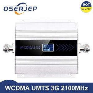 Image 1 - 3g ripetitore 2100 mhz repetidor lcd wcdma 2100 mhz telefone móvel mini impulsionador de sinal/amplificador telefone celular amplificador
