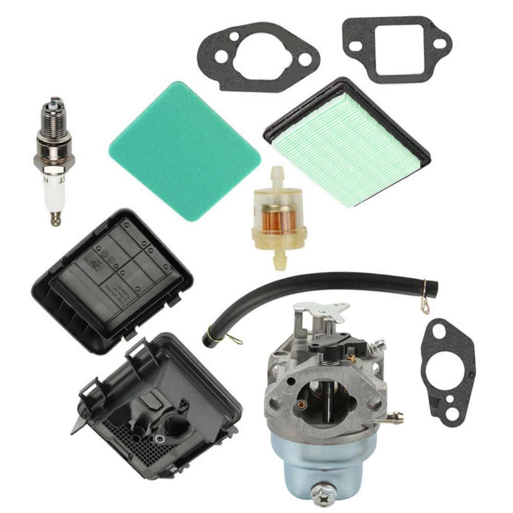 HRS216 HRT216 Starter kit Gaskets Engine Carburetor For Honda GC160 GCV160  GCV135 GC135 HRB216 HRR216 Spark Plug