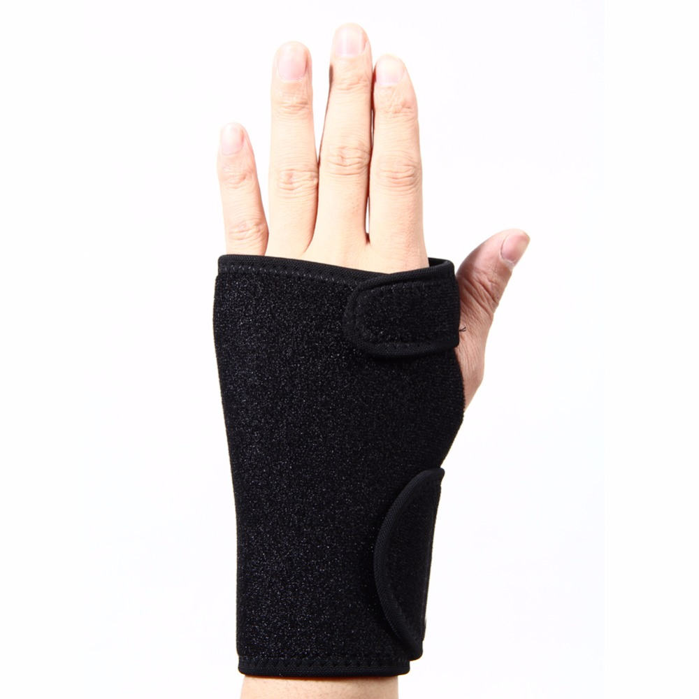 Driving gloves for arthritic hands - 1pcs Wrist Support Arthritis Gloves Hand Brace Band Carpal Splint Protector Straps Wraps Sport Pain Relief