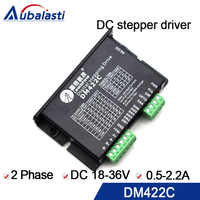 2phase stepper motor driver leadshine DM422C VDC18-36V motor driver stepper driver use for cnc engraver and cutting machine