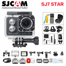 SJCAM SJ7 Star Wifi Action Camera 4K 30fps Gyro Touch Screen Ambarella A12S75 Sport Camcorder SJ 7 Better Go pro 4 Mini DV CAM