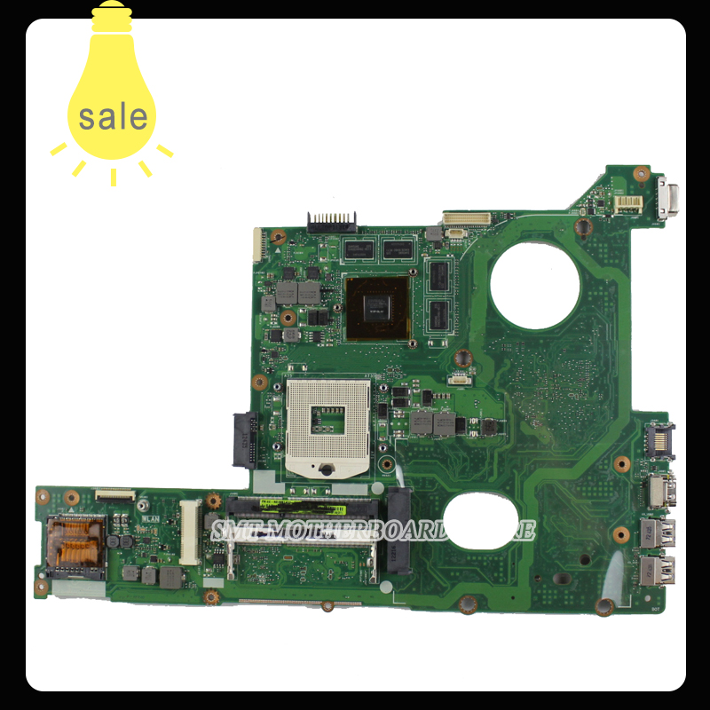 все цены на Original for ASUS N46VZ GT650M 2GB motherboard DDR3 Non-integrated fully test ok before shipping онлайн