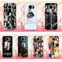 Oedmeb For Apple iPhone 4 4S 5 5C 5S SE 6 6S 7 8 Plus X For LG G3 G4 G5 G6 K4 K7 K8 K10 V10 V20 TPU Cover Michael Clifford