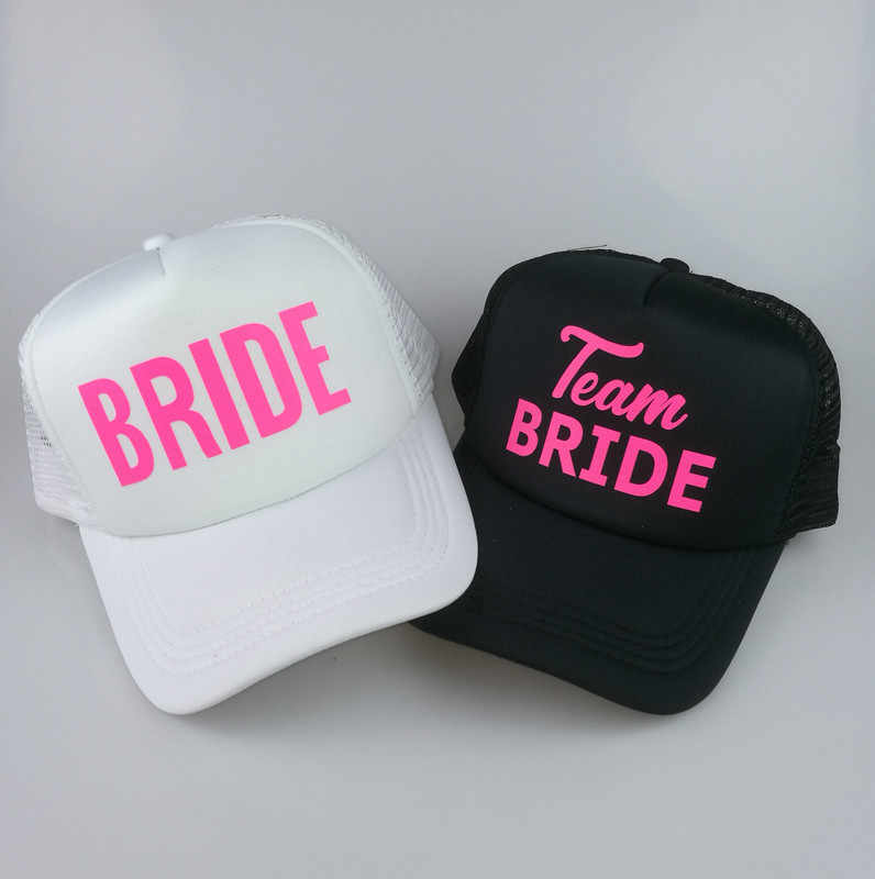 79026e5ab Detail Feedback Questions about 2018 Snapback Hats for Women Bride ...