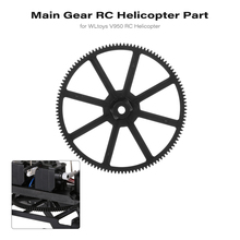 WLtoys V950 RC Helicopter 70mm Main Gear RC Helicopter Part RC Accessories Helicopter Gear-in Parts & Accessories from Toys & Hobbies on AliExpress