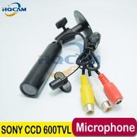HQCAM 오디오 소니 CCD 600TVL