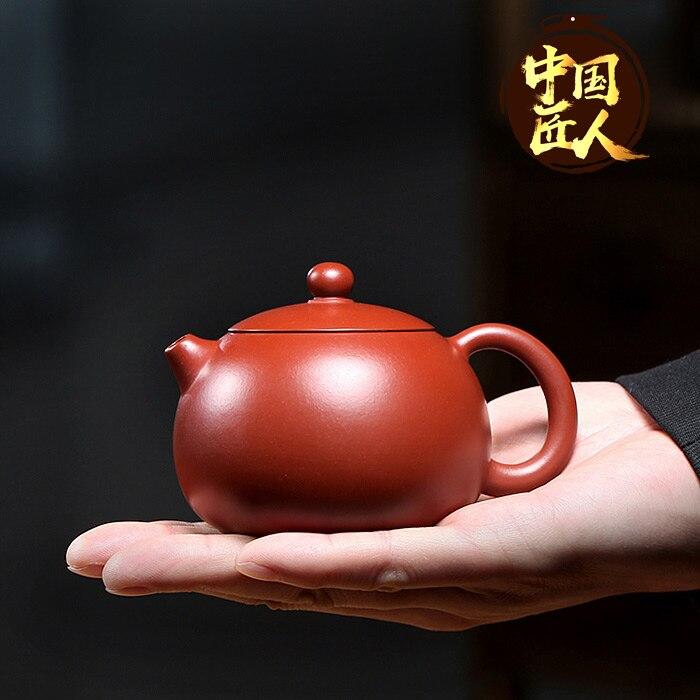 [source] Yixing pottery masters Li Xiaolu handmade teapot Taoyuan reservoir sand mud DaGongPao Zhu Xi Shi[source] Yixing pottery masters Li Xiaolu handmade teapot Taoyuan reservoir sand mud DaGongPao Zhu Xi Shi